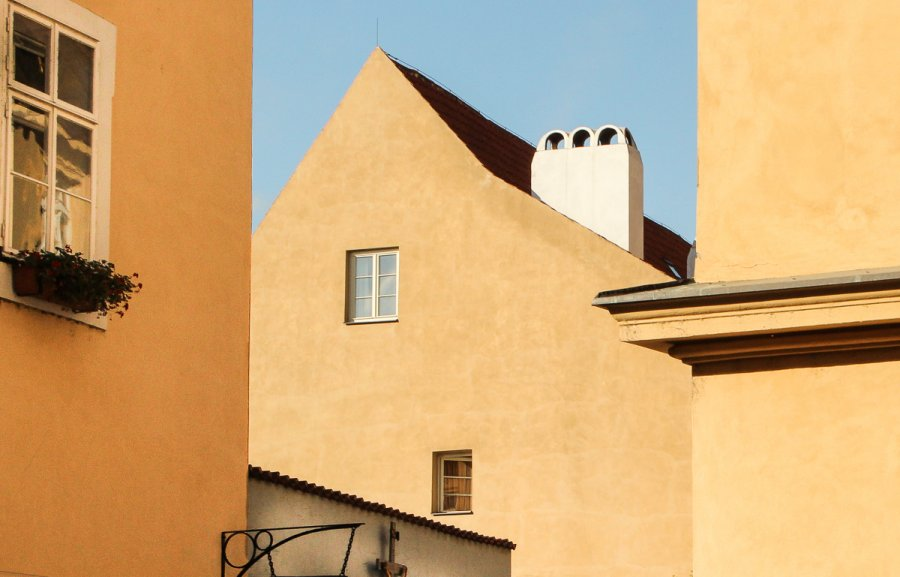 Novice Projected ~ 1st Place ~ Kate Woodward ~ Prague Facades