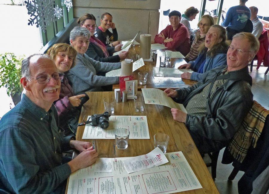 Torpedo Factory Art Center Trip - Lunch