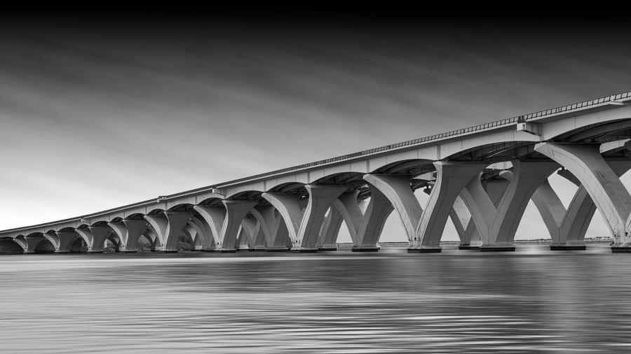 Advanced Prints ~ Jim Turner ~ Wilson Bridge Remake
