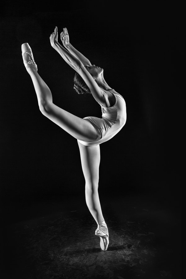 Advanced Projected ~ David Terao ~ Ballerina