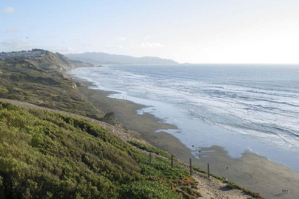Tanya Riseman, Ft. Funston, San Francisco