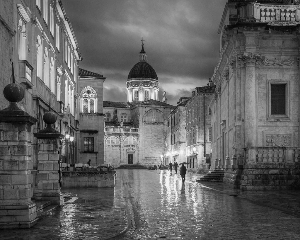 Doug Finstad, Dubrovnik Rain