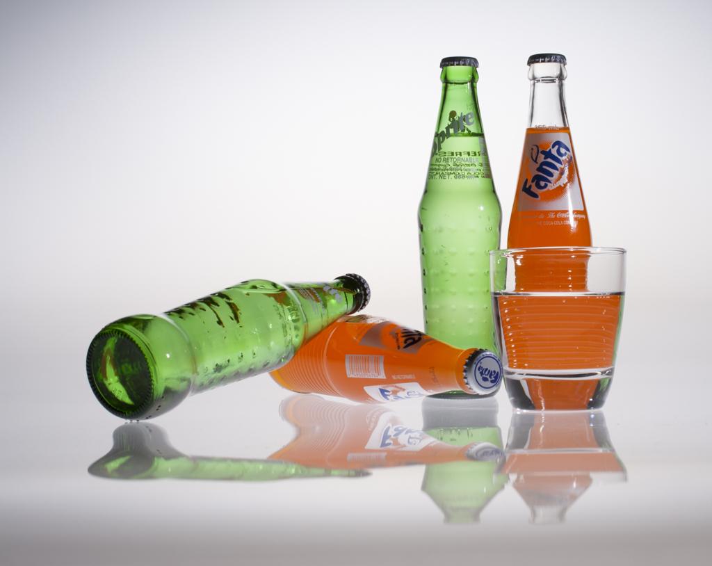 Tanya Riseman, Soda pop