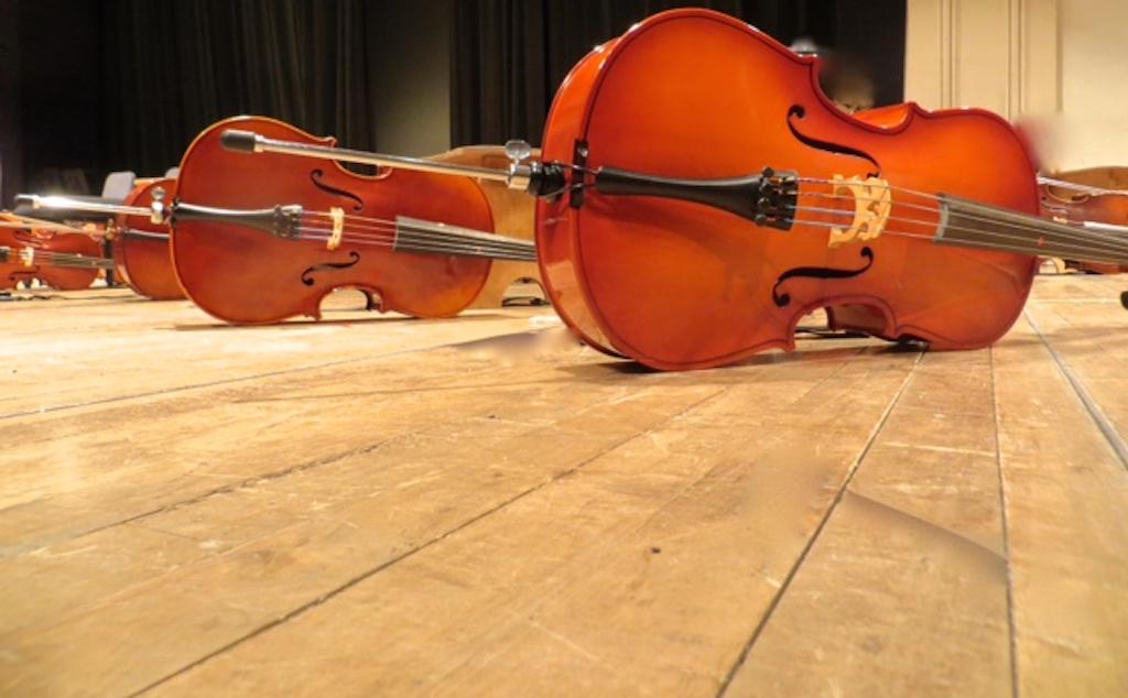Laurel Sharf, Strings at rest