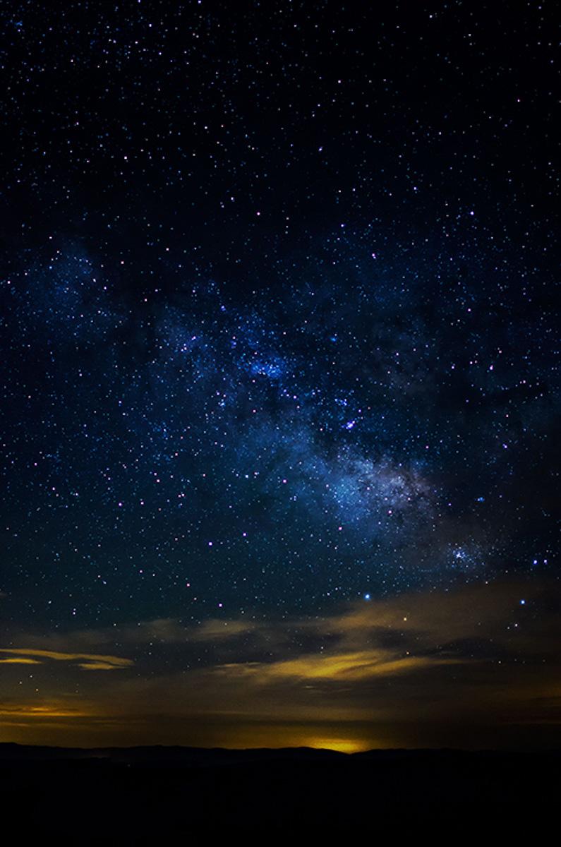 Michael Koren, Milky Way in Sagittarius