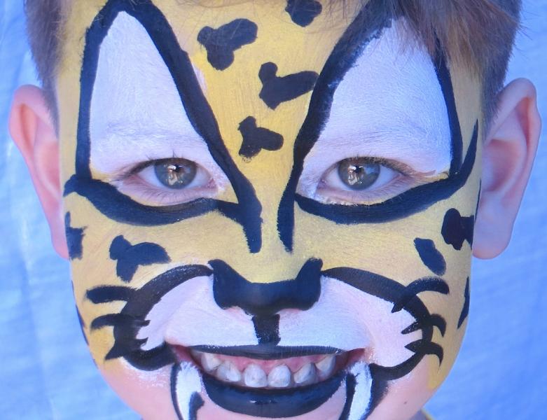 Laurel Sharf, Tiger Boy