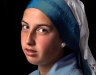 Jim Turner, Granddaughter with a Pearl Earring
