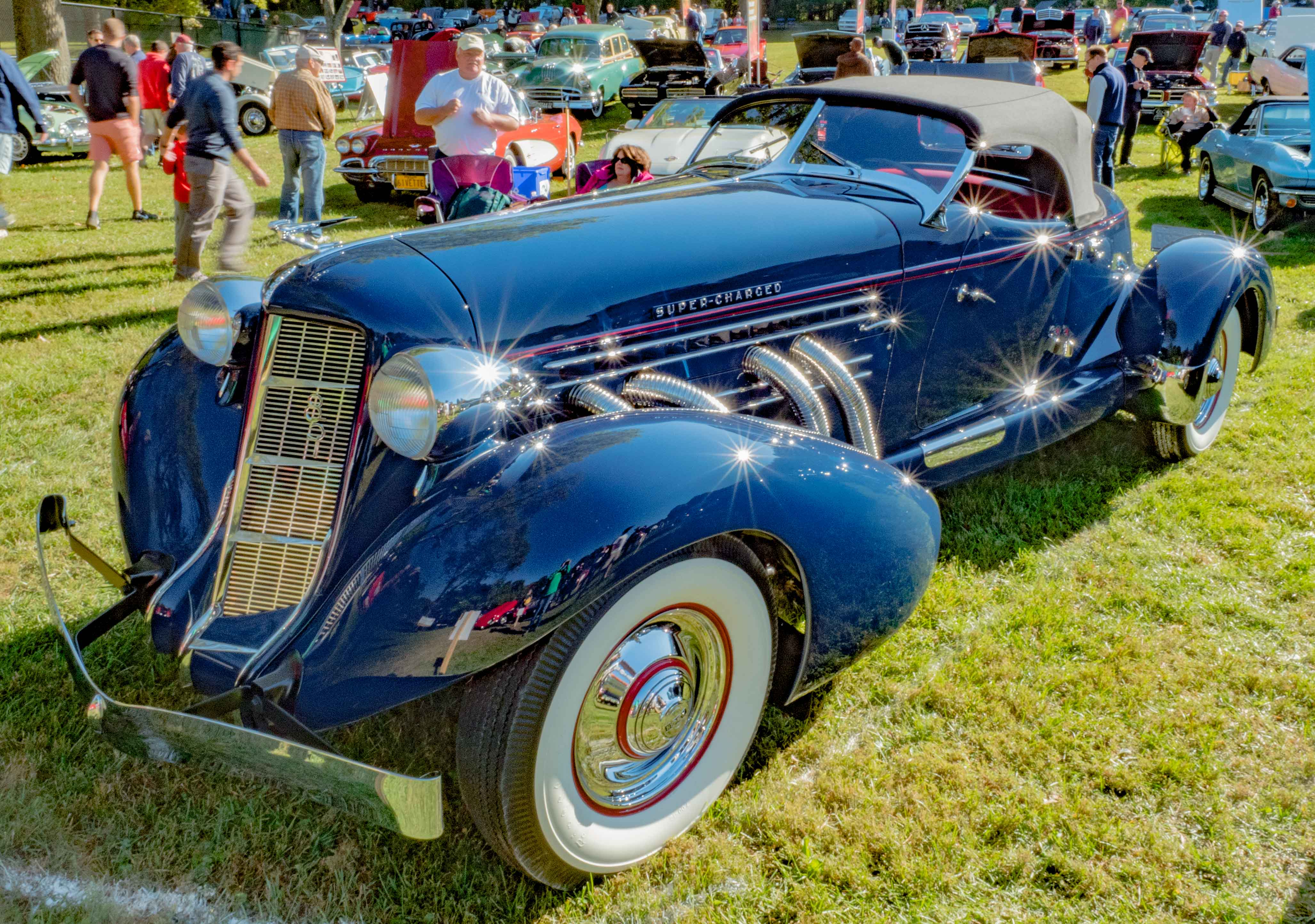 October Field Trip To Rockville Antique And Classic Car Show - Antique and classic car show